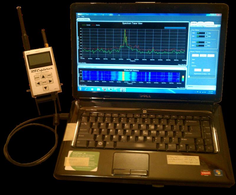 Spectrum Analyzer Download Spectrum Analyzer Software